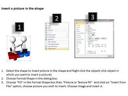 3D Business Men Handshake On Puzzle Ppt Graphics Icons Powerpoint