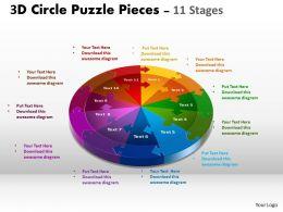 3d_circle_puzzle_diagram_11_stages_slide_layout_1_Slide01