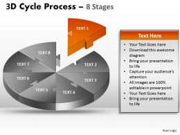 87658753 Style Puzzles Circular 8 Piece Powerpoint Presentation Diagram Infographic Slide
