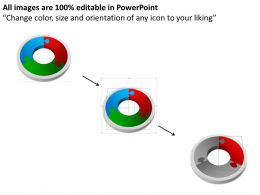 70428261 Style Puzzles Circular 3 Piece Powerpoint Presentation Diagram Infographic Slide
