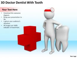 3d_doctor_dentist_with_tooth_ppt_graphics_icons_powerpoint_Slide01
