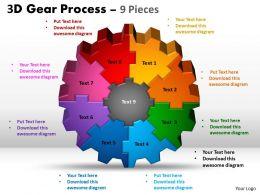 3D Gear Process 2