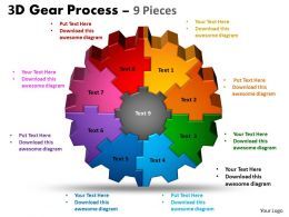 3D Gear Process 9 diagram