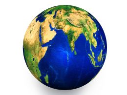 3d_graphic_of_globe_showing_concept_of_geography_stock_photo_Slide01