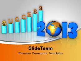 3d Graphic Of Success Business PowerPoint Templates PPT Themes And Graphics