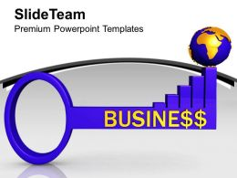 3d Illustration Of Global Business PowerPoint Templates PPT Themes And Graphics 0213