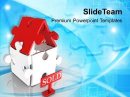 3d_illustration_of_sold_house_powerpoint_templates_ppt_backgrounds_for_slides_0213_Slide01