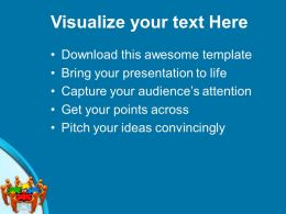 3d Illustration Of Team Efforts Powerpoint Templates PPT Themes And Graphics 0113