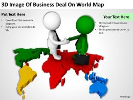 3d_image_of_business_deal_on_world_map_ppt_graphics_icons_powerpoint_Slide01