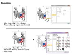 3d Image Of Delivery Boys Ppt Graphics Icons Powerpoint