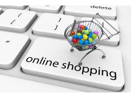 3d_keyboard_with_key_of_online_shopping_with_cart_stock_photo_Slide01
