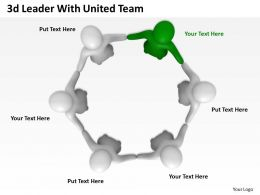3d_leader_with_united_team_ppt_graphics_icons_powerpoint_Slide01