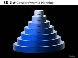 3d_list_circular_pyramid_planning_powerpoint_slides_and_ppt_templates_db_Slide03
