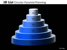 3d_list_circular_pyramid_planning_powerpoint_slides_and_ppt_templates_db_Slide04
