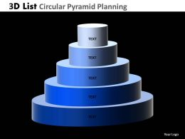 3d_list_circular_pyramid_planning_powerpoint_slides_and_ppt_templates_db_Slide05