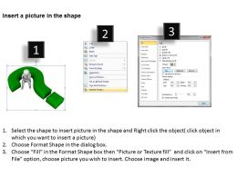 3D Man Confused Question Mark Ppt Graphics Icons Powerpoint