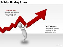 3d_man_holding_arrow_ppt_graphics_icons_powerpoint_Slide01