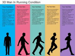 3d_man_in_running_condition_flat_powerpoint_design_Slide01