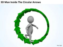 3d_man_inside_the_circular_arrows_ppt_graphics_icons_Slide02
