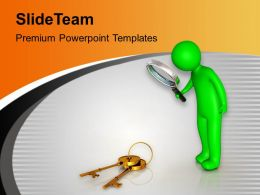 3d_man_looking_towards_success_key_powerpoint_templates_ppt_themes_and_graphics_0213_Slide01