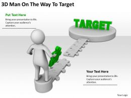 3d_man_on_the_way_to_target_ppt_graphics_icons_powerpoint_Slide01