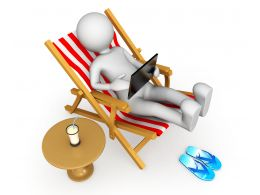 3d_man_sitting_on_chair_with_juice_stock_photo_Slide01