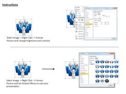 3d Man Taking Help For Moving Up Ppt Graphics Icons Powerpoint