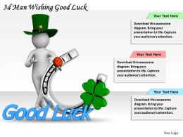 3d_man_wishing_good_luck_ppt_graphics_icons_powerpoint_Slide01