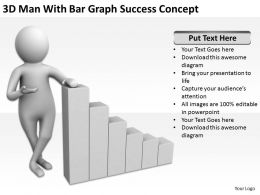 3d_man_with_bar_graph_success_concept_ppt_graphics_icons_powerpoint_Slide01
