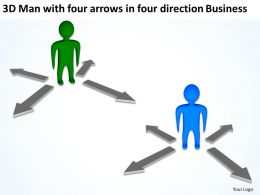 3d_man_with_four_arrows_in_four_direction_business_ppt_graphics_icons_Slide02