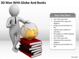 3d_man_with_globe_and_books_ppt_graphics_icons_powerpoint_Slide01