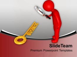 3d_man_with_magnifying_glass_business_key_powerpoint_templates_ppt_themes_and_graphics_0213_Slide01