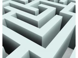 3d_maze_white_background_stock_photo_Slide01