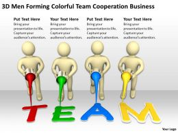 3d_men_forming_colorful_team_cooperation_business_ppt_graphics_icons_powerpoint_Slide01