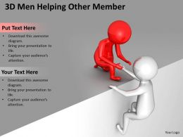 3d_men_helping_other_member_ppt_graphics_icons_powerpoint_Slide01