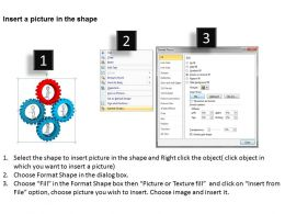 3D Men Inside Gears Industrial Ppt Graphics Icons Powerpoint