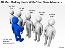 3d_men_shaking_hands_with_other_team_members_ppt_graphics_icons_powerpoint_Slide01