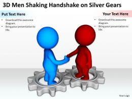 3d_men_shaking_handshake_on_silver_gears_ppt_graphics_icons_powerpoint_Slide01