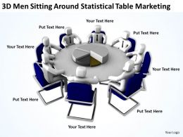3d_men_sitting_around_statistical_table_marketing_ppt_graphics_icons_powerpoint_Slide01