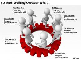 3d_men_walking_on_gear_wheel_ppt_graphics_icons_powerpoint_Slide01