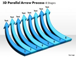 3D Parallel Arrow Process 1
