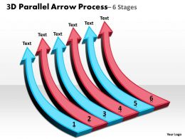 3D Parallel Arrow Process 3
