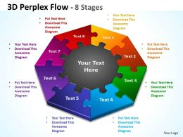 3D Perplex diagram Flow 8 Stages 2
