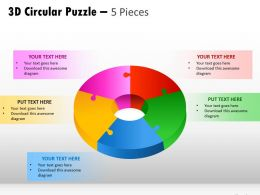 3D Pieces PPT 5