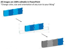 3d_puzzle_linear_flow_process_layout_4_stages_customer_tech_support_powerpoint_slides_Slide06