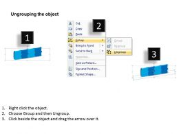 3d_puzzle_linear_flow_process_layout_4_stages_customer_tech_support_powerpoint_slides_Slide07