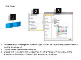 3d_puzzle_linear_flow_process_layout_4_stages_customer_tech_support_powerpoint_slides_Slide08