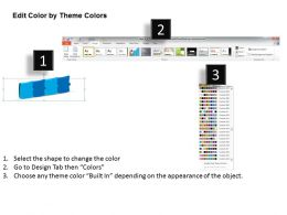 3d_puzzle_linear_flow_process_layout_4_stages_customer_tech_support_powerpoint_slides_Slide09