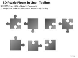 3d_puzzle_pieces_in_line_powerpoint_presentation_slides_Slide07
