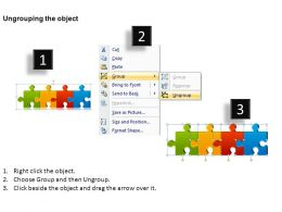 3d_puzzle_pieces_in_line_powerpoint_presentation_slides_Slide09